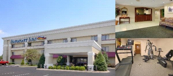 Baymont Inn & Suites Corydon photo collage