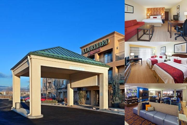 Courtyard by Marriott Longmont photo collage