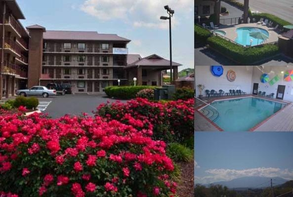 Baymont Inn & Suites Pigeon Forge photo collage
