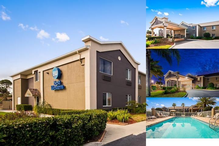 Best Western Edgewater Inn photo collage