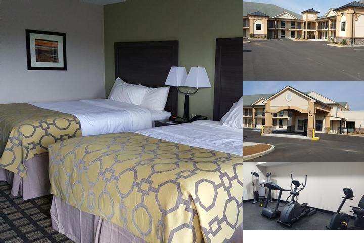 Baymont Inn & Suites Clarksville photo collage