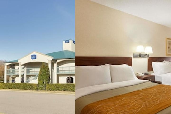 Baymont Inn & Suites Gallatin photo collage