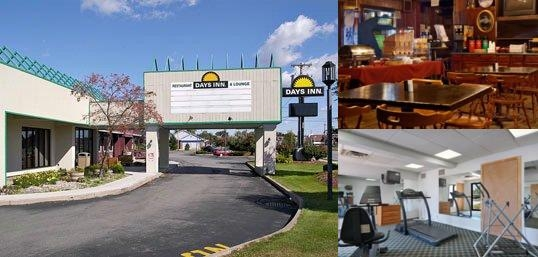 Days Inn Henrietta / Rochester Area photo collage
