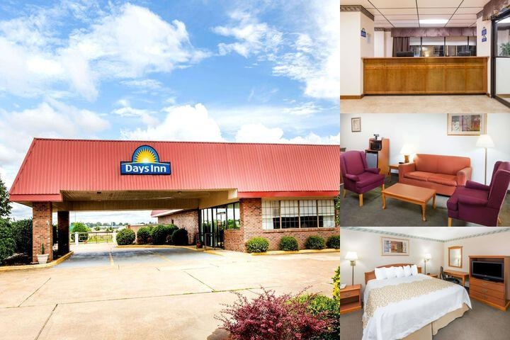 Days Inn Batesville photo collage