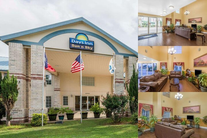 Days Inn San Antonio Southeast by at & T Center photo collage