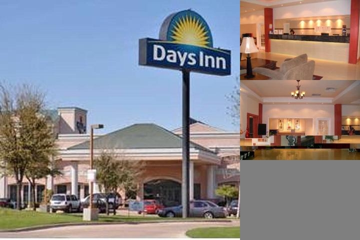 Days Inn Irving Grapevine Dfw Airport North photo collage
