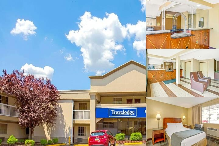 Travelodge Silver Spring photo collage