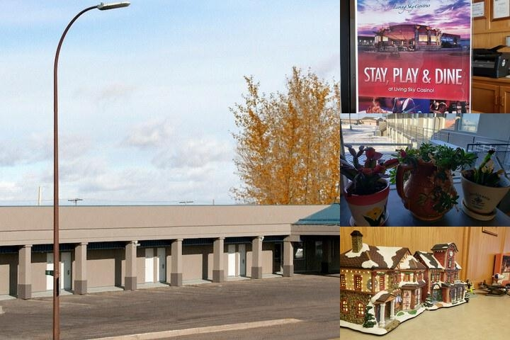Thriftlodge Swift Current photo collage