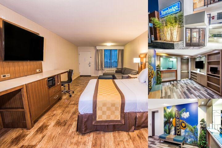 Travelodge by Wyndham Culver City photo collage