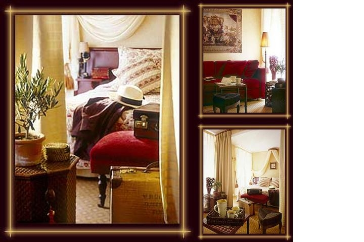 Hotel Britannique photo collage