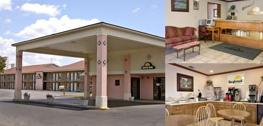 Days Inn Aiken Interstate Hwy 20 photo collage