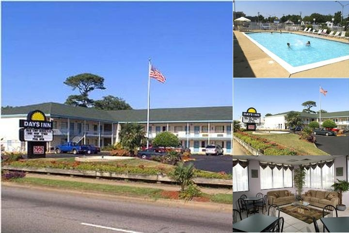 Days Inn Norfolk photo collage