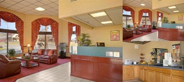 Days Inn Apple Valley Sevierville photo collage