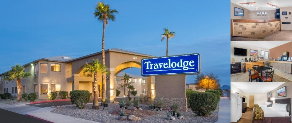 Lake Havasu Travelodge photo collage