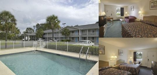 Travelodge Suites Macclenny photo collage