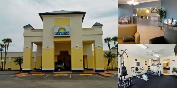 Days Inn Orlando Airport Florida Mall photo collage