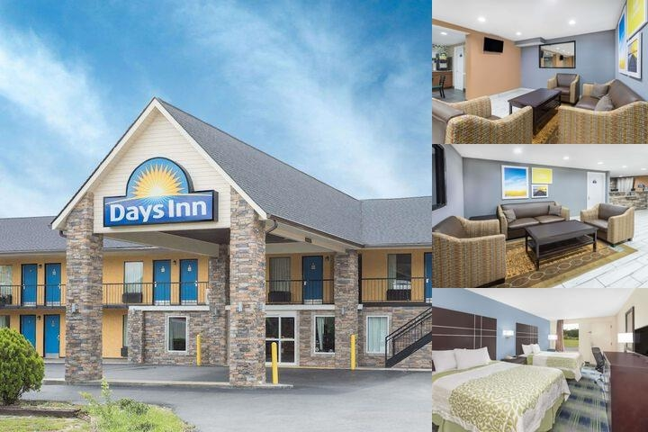 Days Inn Newberry photo collage