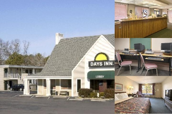 Days Inn Cullman photo collage