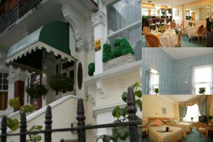 Avonmore Hotel photo collage