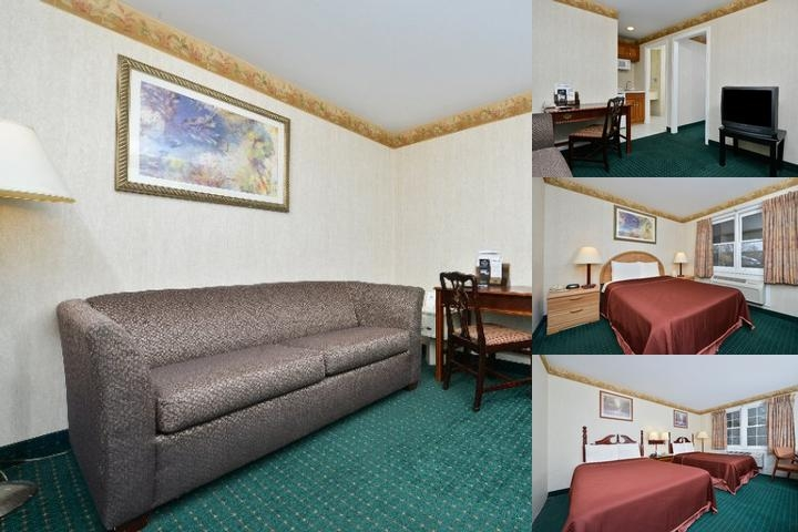 Travelodge Great Barrington Berkshires photo collage