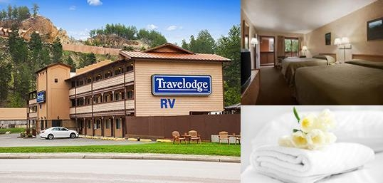 Travelodge Mt. Rushmore / Keystone photo collage