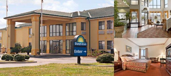 Days Inn Montgomery photo collage