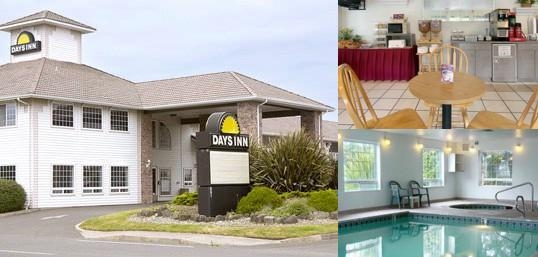 Days Inn Ocean Shores photo collage