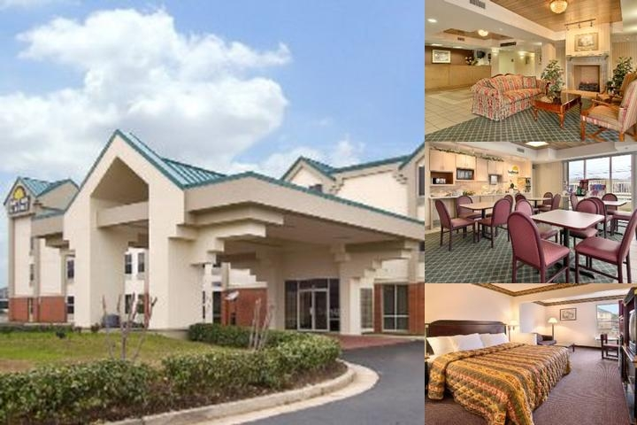 Days Inn & Suites Ridgeland photo collage