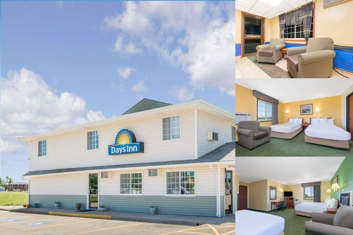 Days Inn Great Bend photo collage