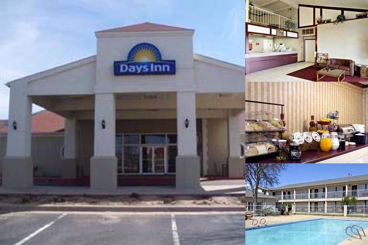 Days Inn Eastland photo collage