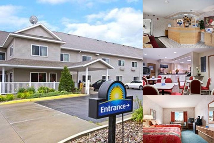 Days Inn Ames photo collage