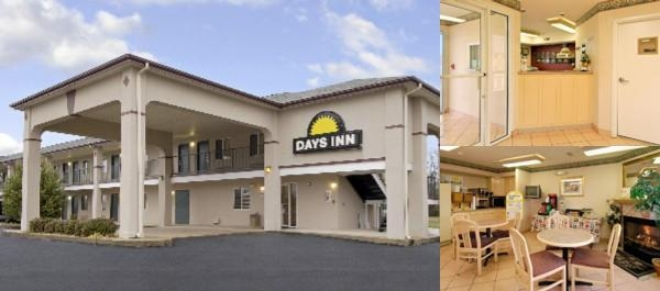 Days Inn Hamilton photo collage