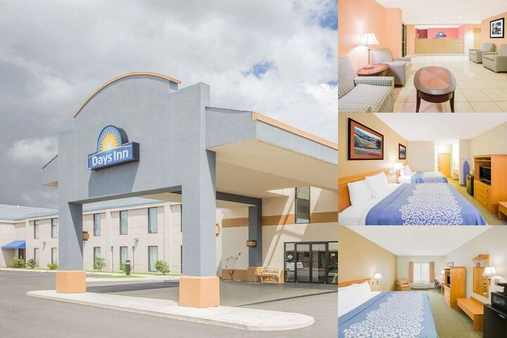 Days Inn Hattiesburg Ms photo collage