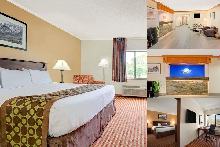 Days Inn & Suites Kansas City South photo collage
