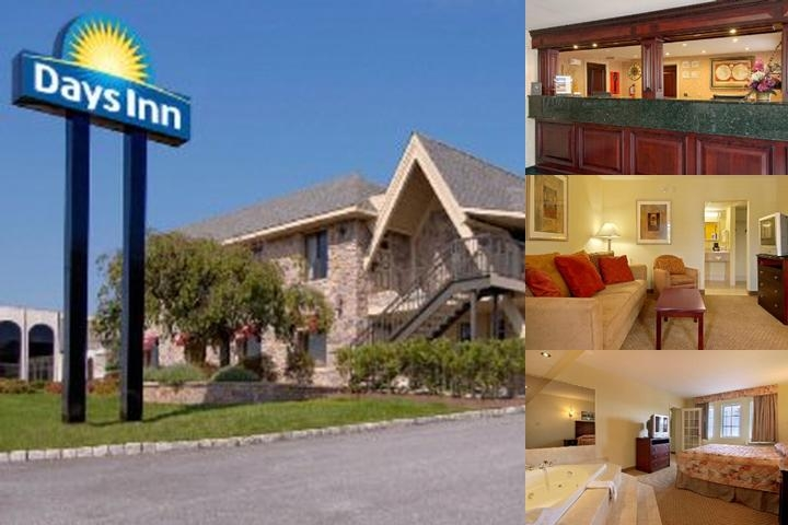 Days Inn Springfield / Phil.intl Airport photo collage