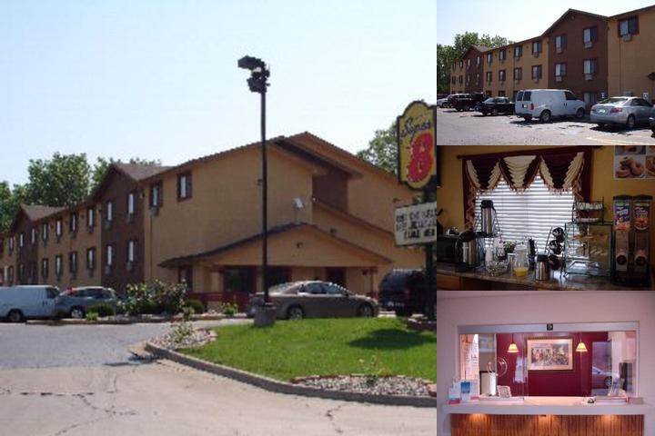 Super 8 Flint Miller Rd / Airport photo collage