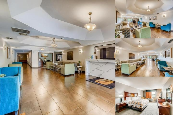 Orangewood Inn North Austin photo collage