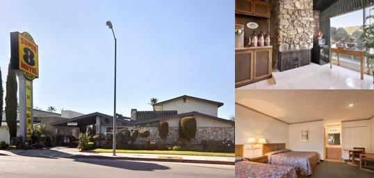 Super 8 Canoga Park photo collage