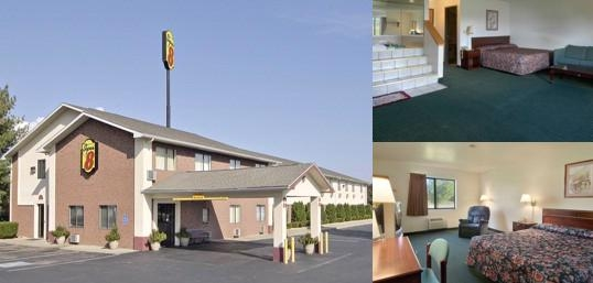 Super 8 Munfordville Ky photo collage