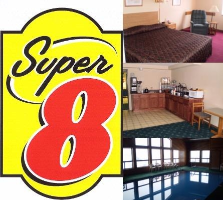 Super 8 Chadron Ne photo collage