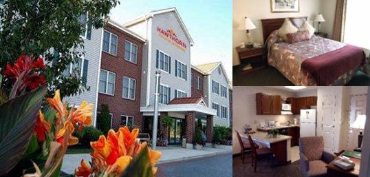 Hawthorn Suites by Wyndham Chelmsford / Lowell photo collage
