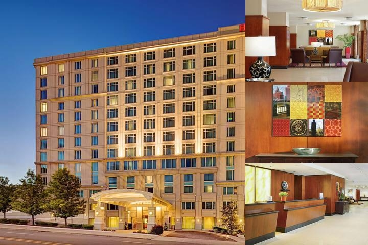 Hilton Providence photo collage
