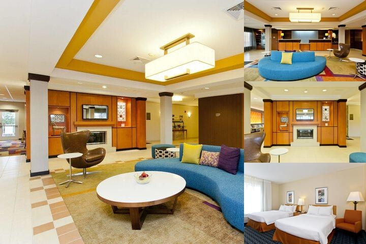 Fairfield & Suites by Marriott Winchester photo collage