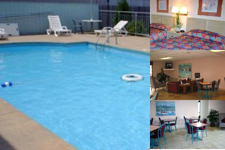 Best Western Port Clinton photo collage