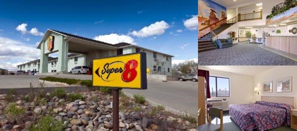 Super 8 Blanding photo collage