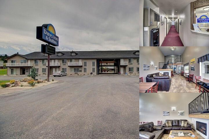 Days Inn & Suites Lolo photo collage