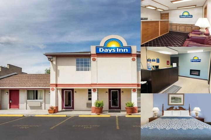 Days Inn Plymouth photo collage