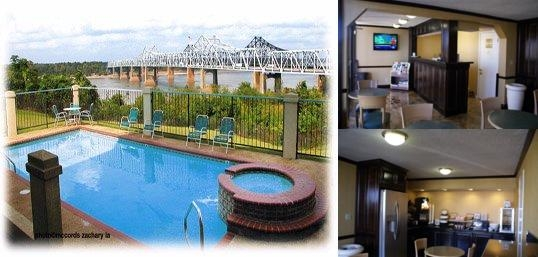 Days Inn & Suites Vicksburg photo collage