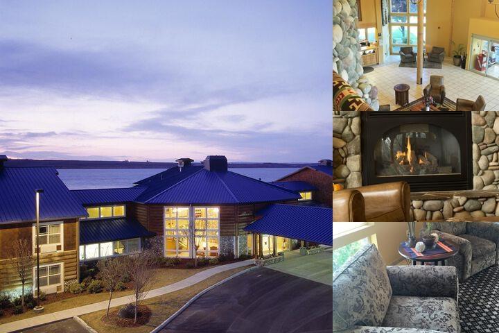 River Lodge Grill Photo Collage