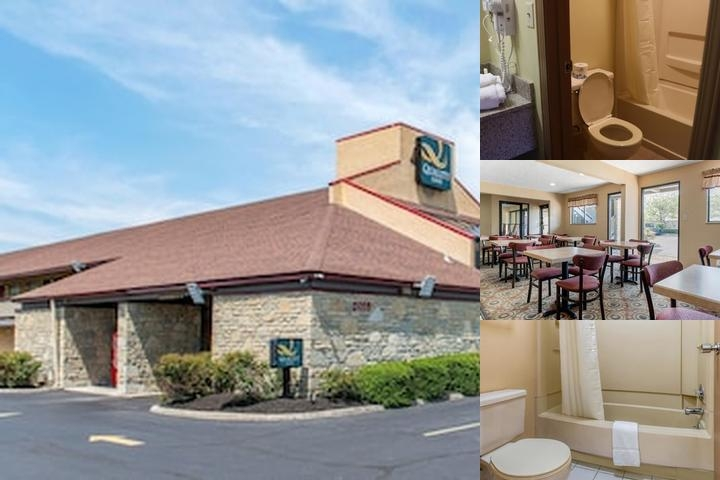 Super 8 Reynolds / East Columbus Area photo collage